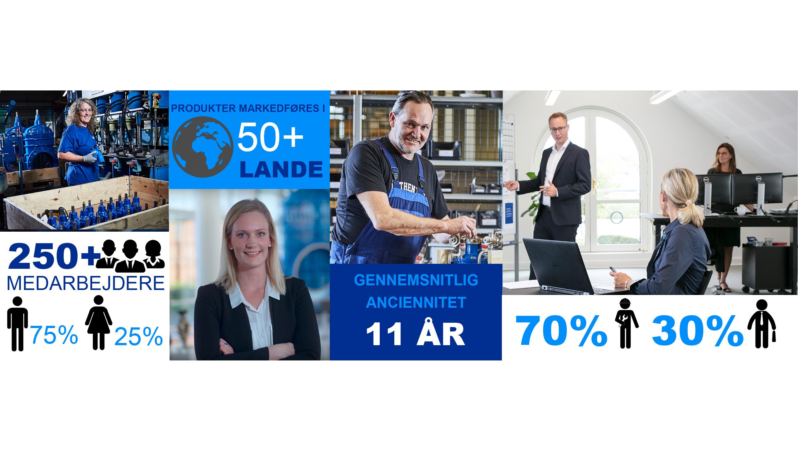 Hvordan er AVK International som arbejdsplads