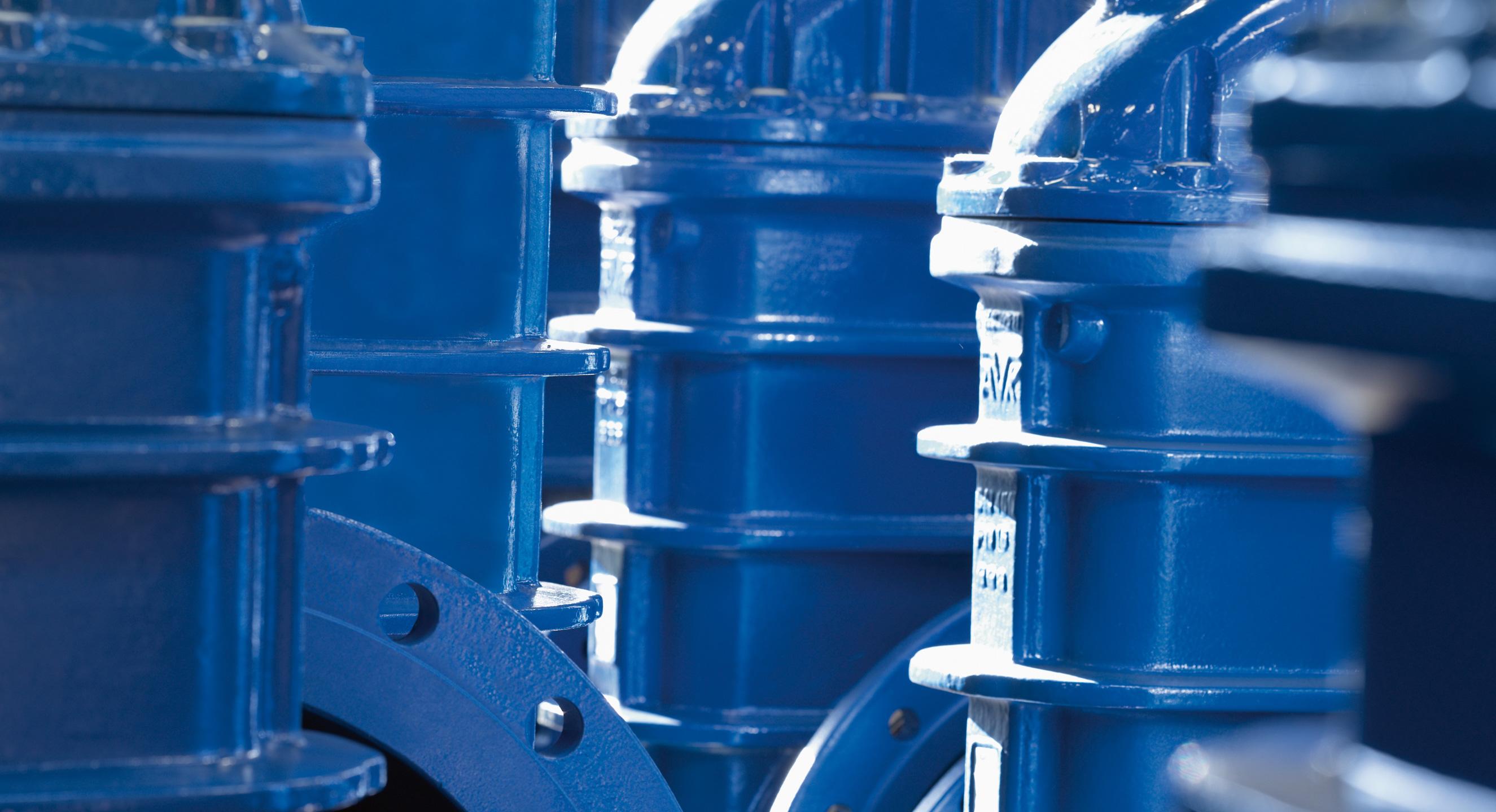 EN 1074-standarden definerer krav og testspecifikationer for ventiler i vandforsyningen
