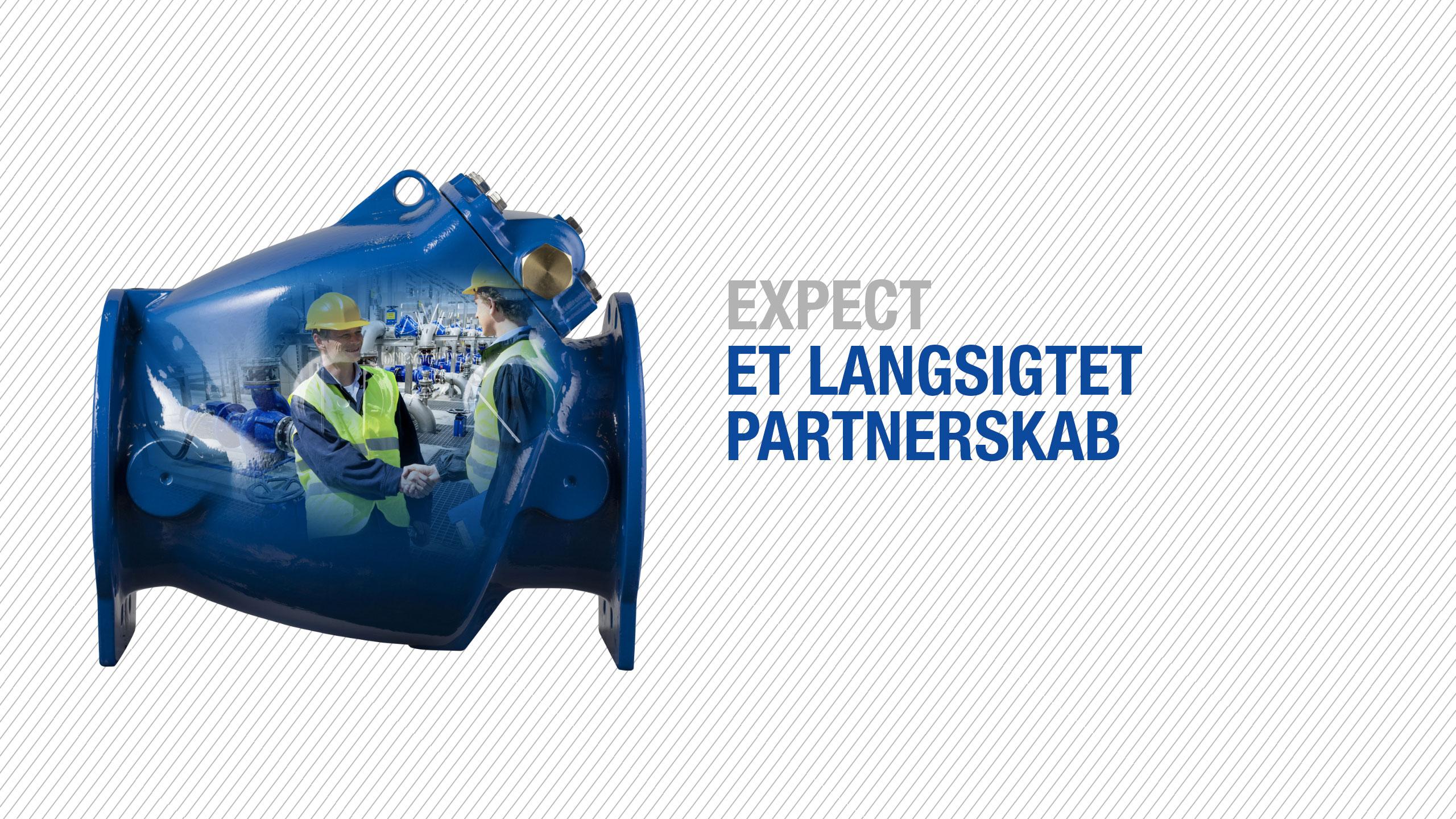 Expect... forvent et langsigtet partnerskab
