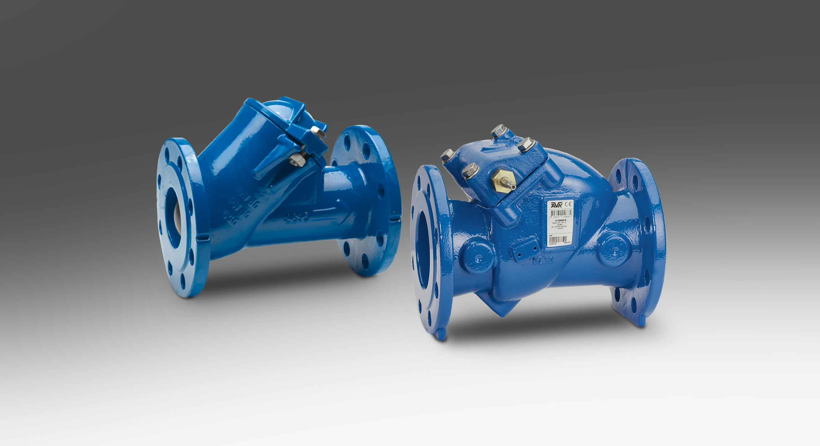 AVK kontraventiler for vand og spildevand