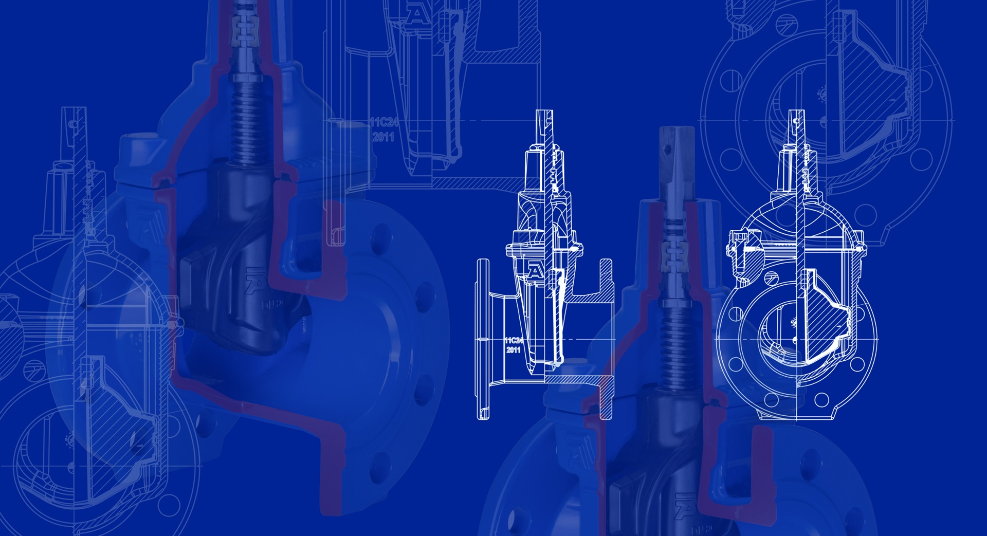 AVK skydeventil er kendt for robust ventildesign