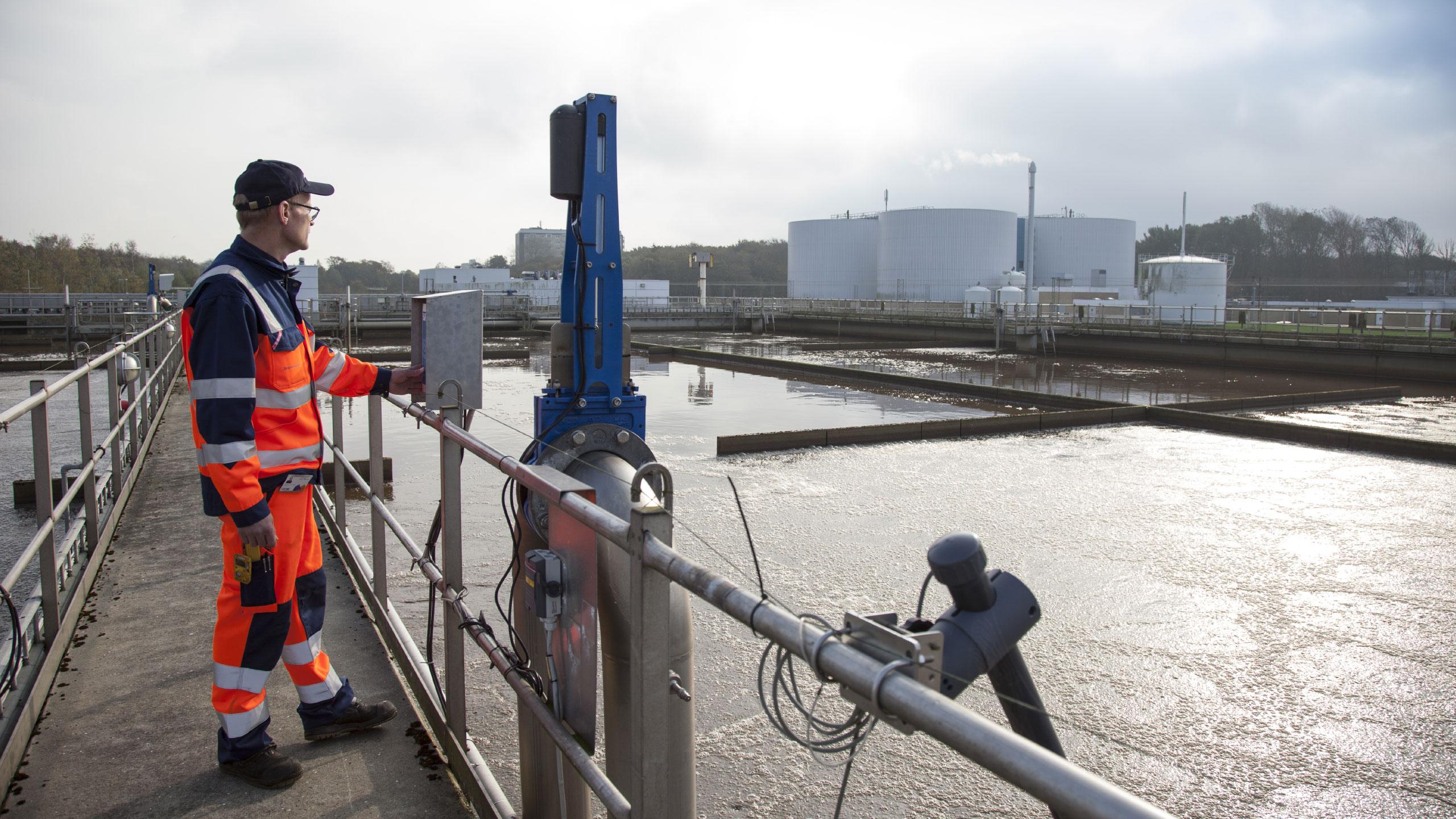 Esbjerg forsyning - udskiftning af ventiler