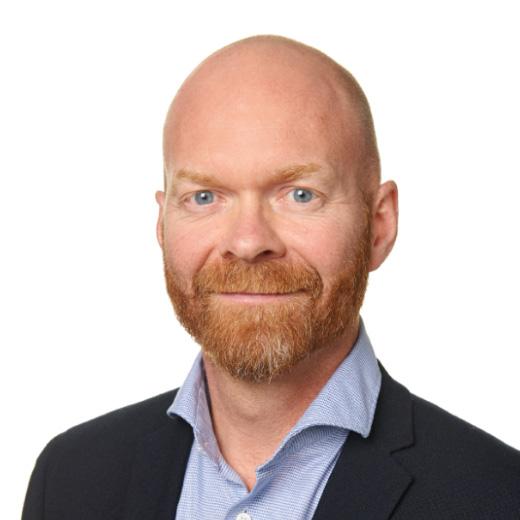 Martin Børsting, Product Manager, reguleringsventiler