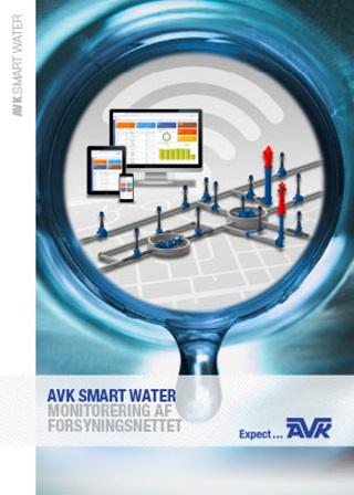 AVK Smart Water er monitorering af forsyningsnettet