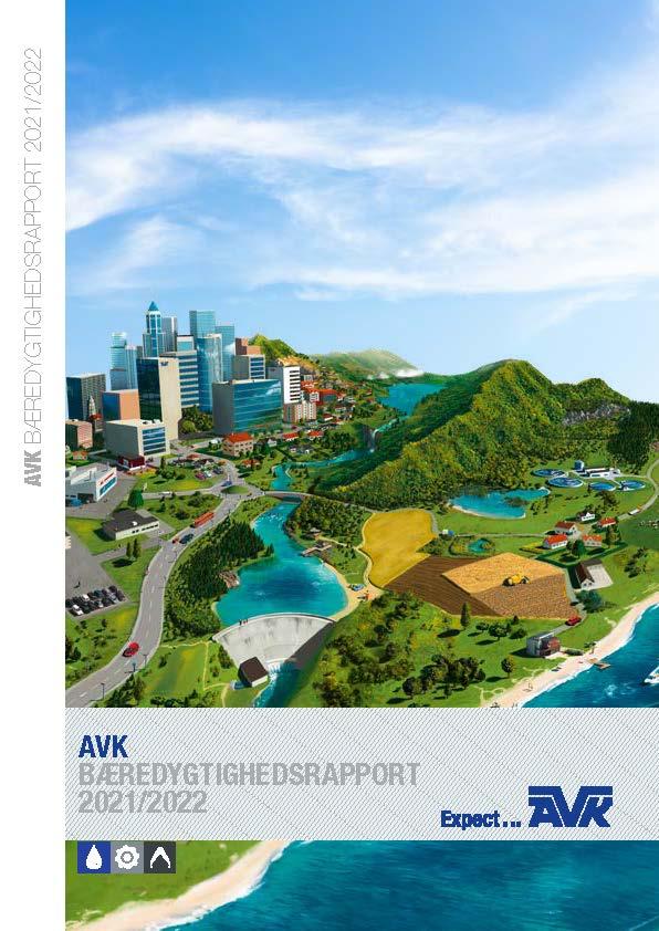 AVK bæredygtighedsrapport 2018/2019