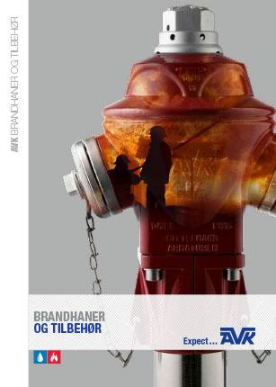 Dansk AVK brandhaner og tilbehoer brochure