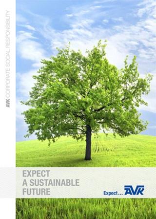 AVK Corporate responsibility brochure