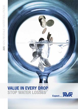 Brochure: AVK NRW water