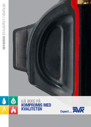 Brochure: Skyderen er hjertet i ventilen