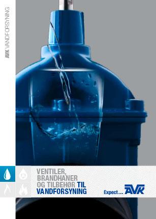Brochure om AVK vandforsyning