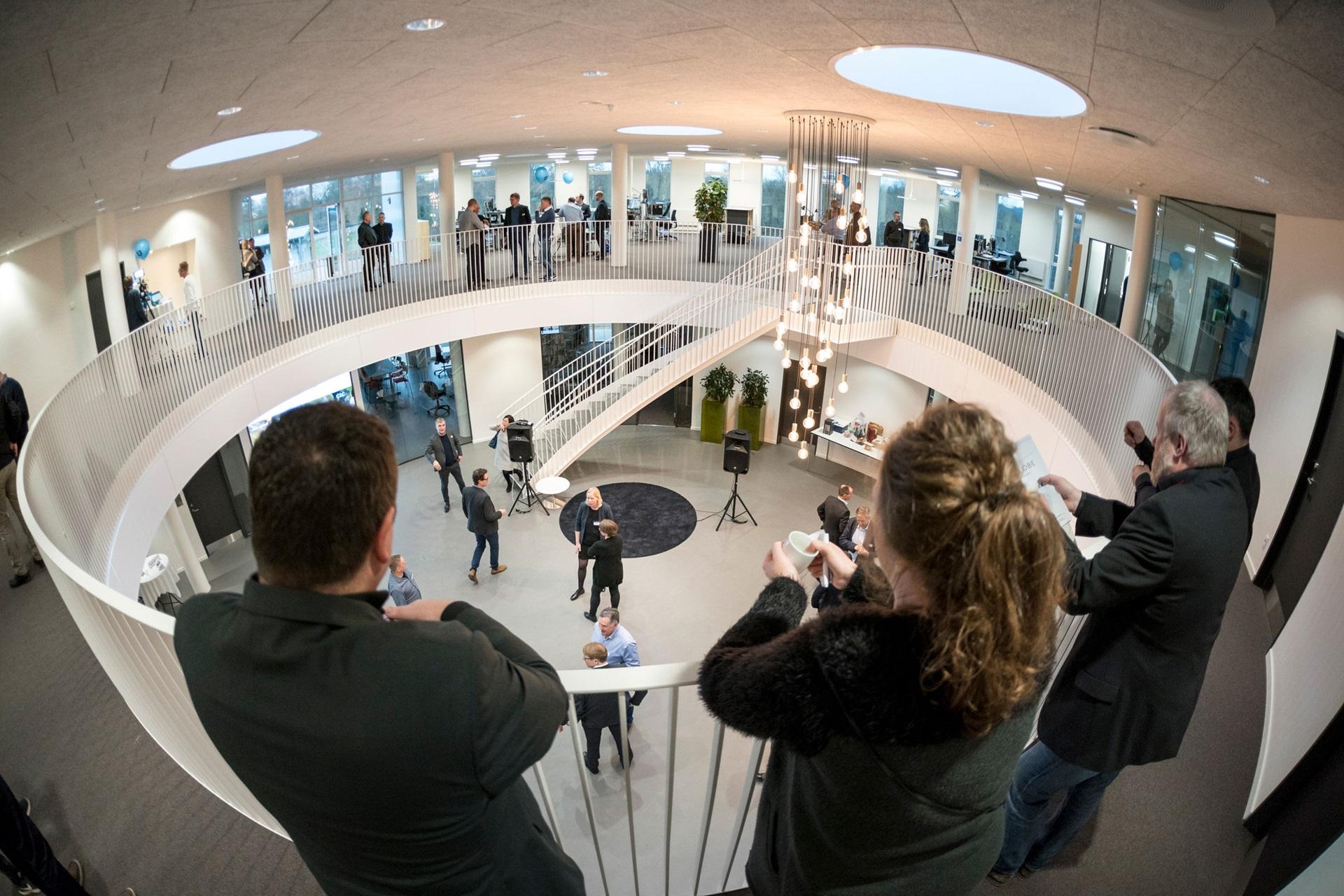 Den nyeste vandteknologi vises frem i Skanderborg