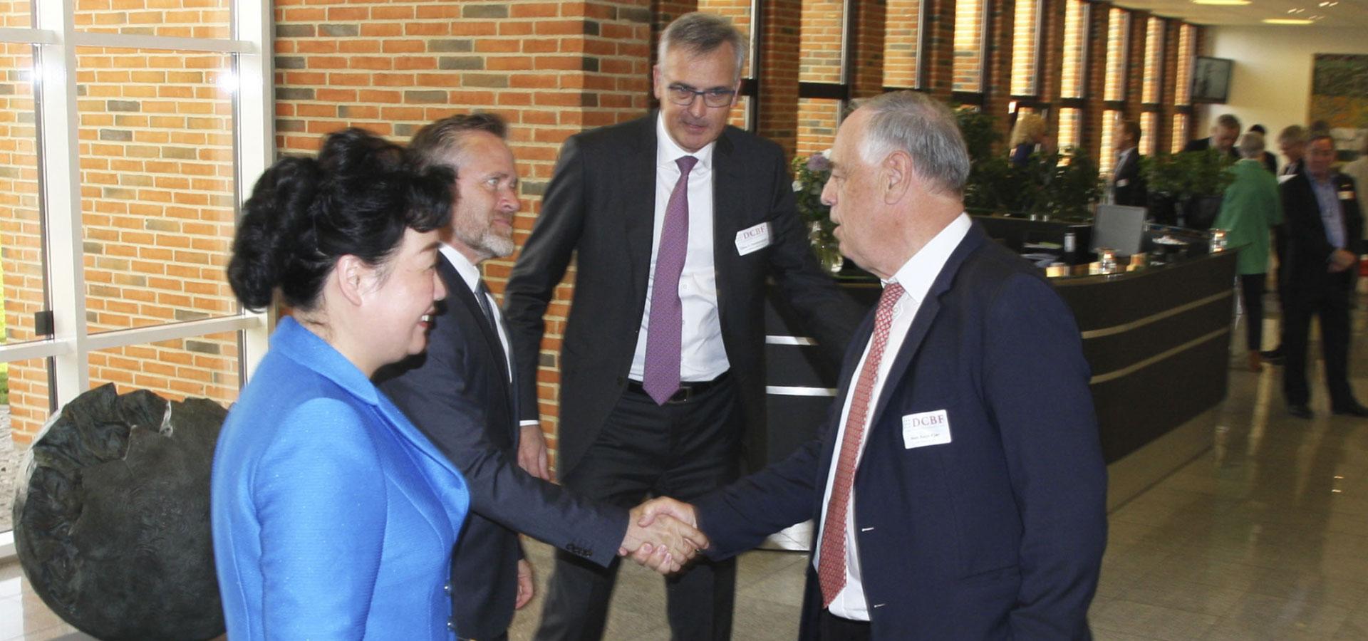 AVK vært for dansk-kinesisk årsmøde