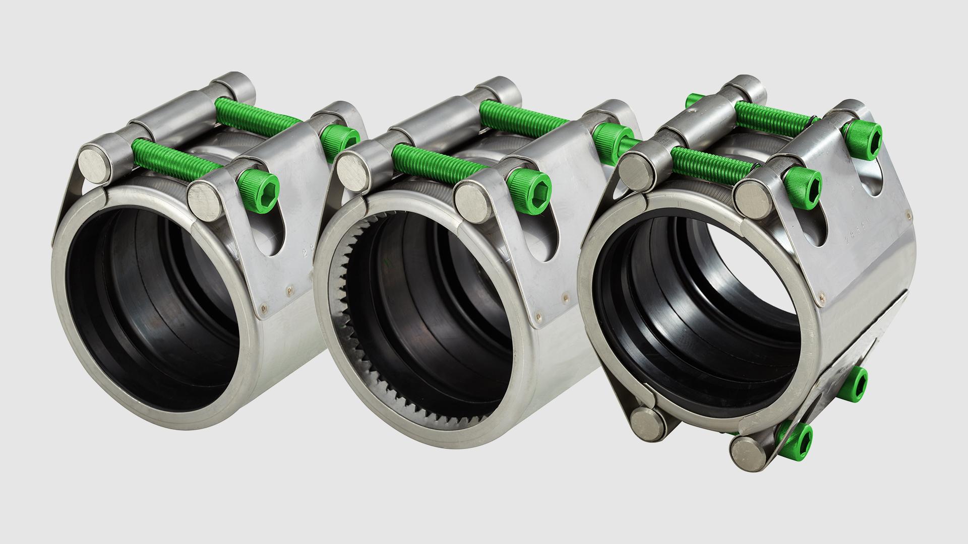New range of Repico® couplings
