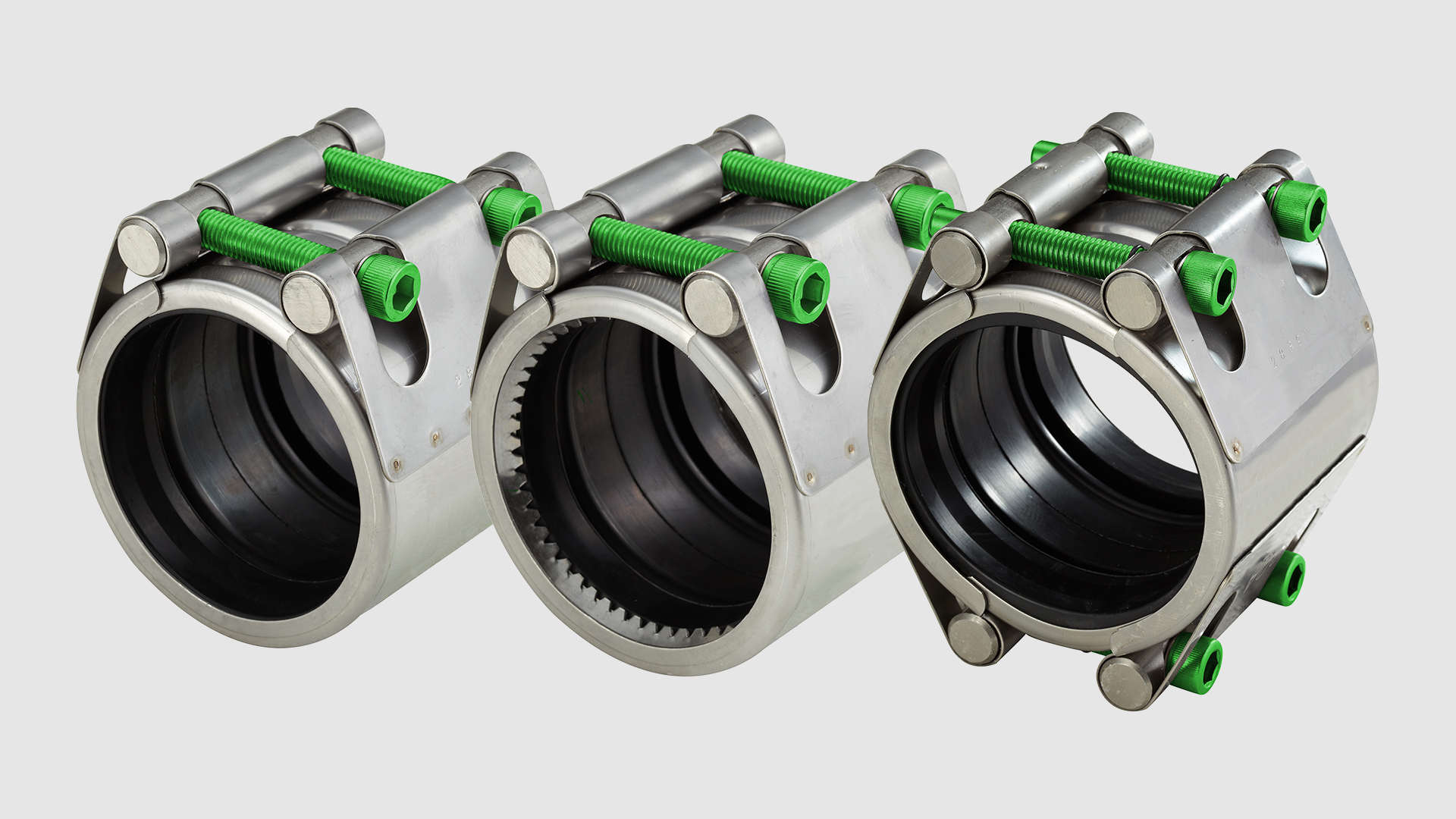 New range of Repico® couplings