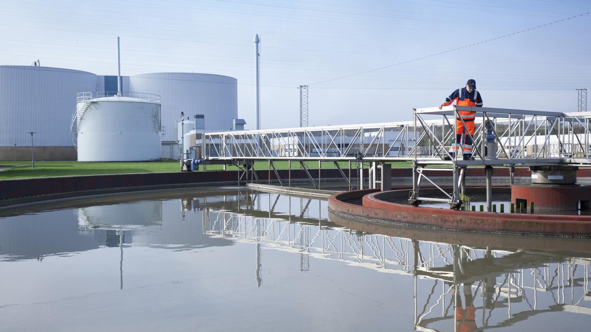 AVK ventiler og tilbehør til spildevand er egnet til en række applikationer inden for spildevandsopsamling, -behandling og -udløb