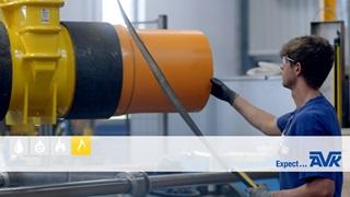 AVKs tilgang til produktion af højkvalitetsprodukter til gasdistribution