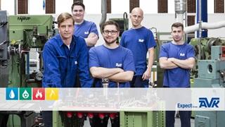 Bliv industritekniker hos AVK