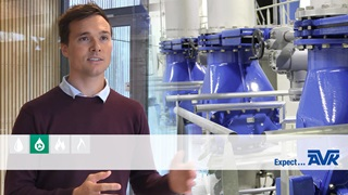VCS fået en driftssikker pumpestation med AVK spadeventiler og kontraventiler