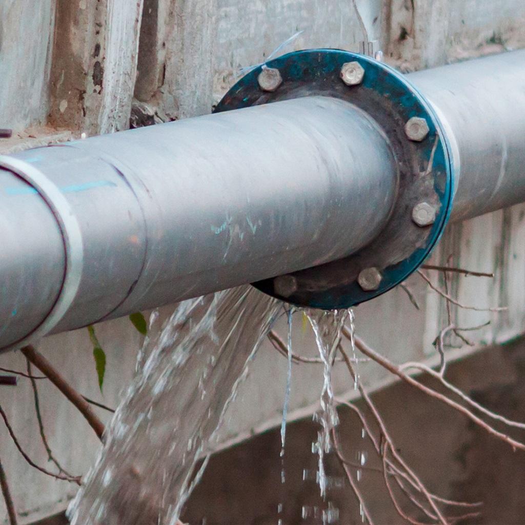 En fremtid med mindre vandspild